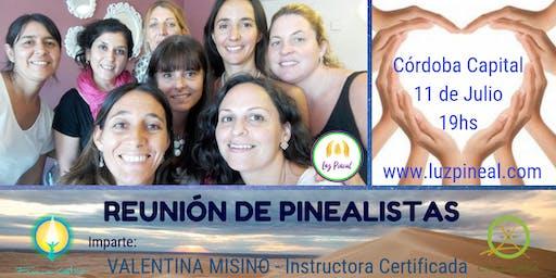 Encuentro de Pinealistas en Córdoba Capital