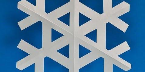 Snowflake Origami - Nowra Library