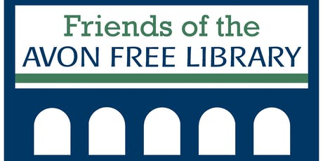 Freinds of the Avon Free Library BOOK SALE day 2 tickets