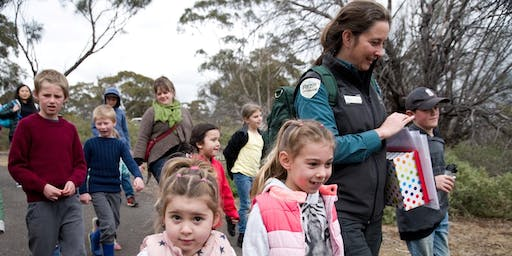 Junior Rangers Bushwalk to Woodlands Hill - Woodlands Historic Park