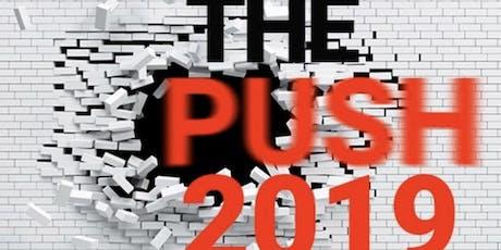 "ATLA ""THE PUSH"" Takeova Conference 2019 tickets"