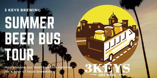 Summer Beer Bus Tour (June)
