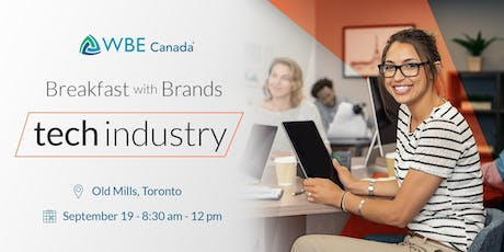 Breakfast with Brands: Tech Industry  tickets