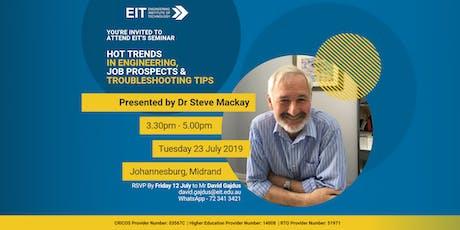 EIT Engineering Seminar tickets