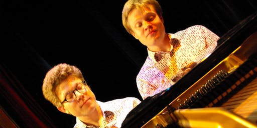Lunchtime Concert: Duo B'z art (4 hands/1 piano)