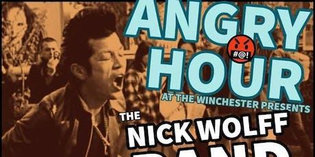 Nick Wolff Band, Dutch Babies, Public Squares tickets