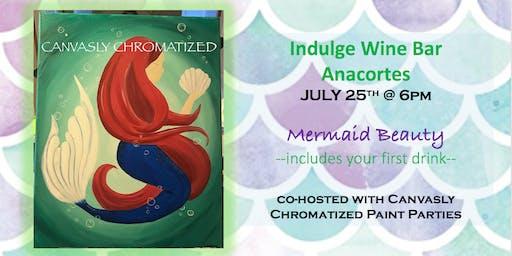 Mermaid Beauty Paint @ Indulge