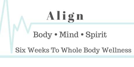 Align :  Body • Mind • Spirit tickets