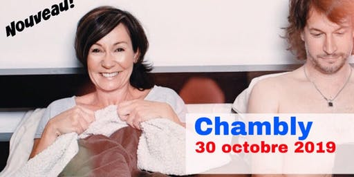 CHAMBLY 30 OCT 2019 LE COUPLE - Josée Boudreault
