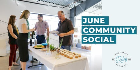 June Community Social tickets