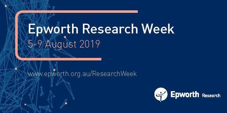 Epworth Research Week - Novel Therapeutic Development for Psychiatric Disorders tickets