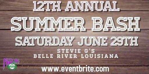 12th Annual Summer Bash