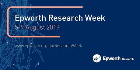 Epworth Research Week Launch tickets