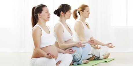 Prenatal Yoga - Grounding through Pelvic Floor Work tickets