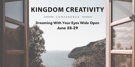 Kingdom Creativity Conference - 2019 tickets