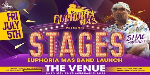 Euphoria Mas  Band Launch