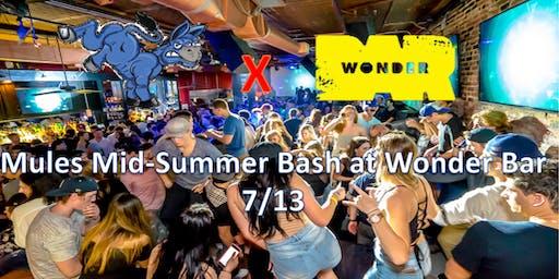 Colby Mid-Summer Bash at Wonderbar