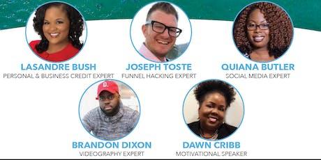 Business Beach Bankroll Workshop tickets
