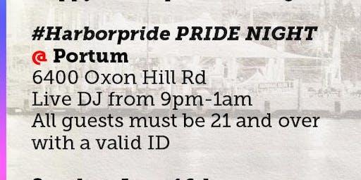 #HARBORPRIDE #PRIDENIGHT at PORTUM - HARBOR NORTH