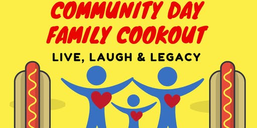 Community Day Family Cookout (Park Place Baptist Church Hampton's Women of Unity)