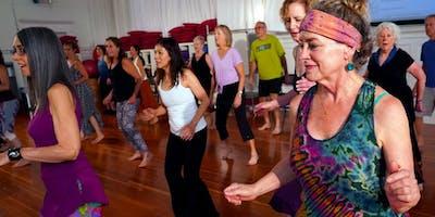 New!  Nia Technique Movement Class Series