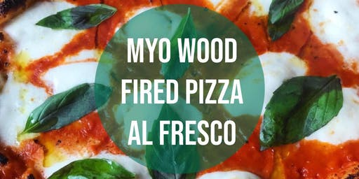 MYO Wood Fired Pizza Al Fresco