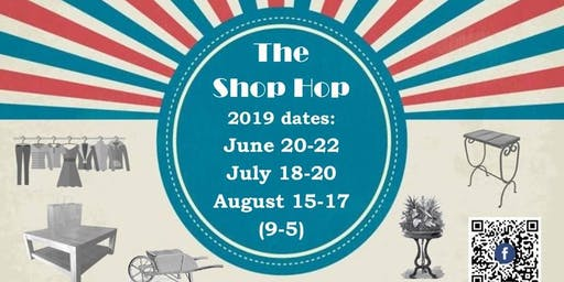 The Shop Hop Shopping Tour
