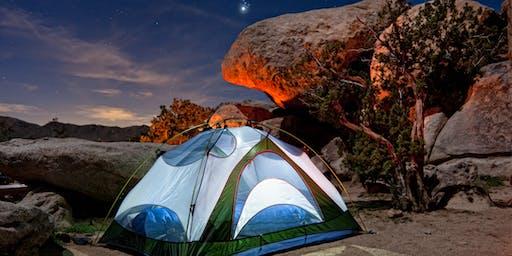 Vegan Camping Trip!
