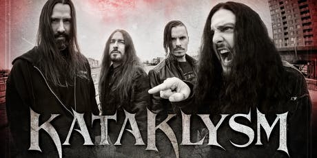 KATAKLYSM, Exhorder, Krisiun, Hatchet tickets