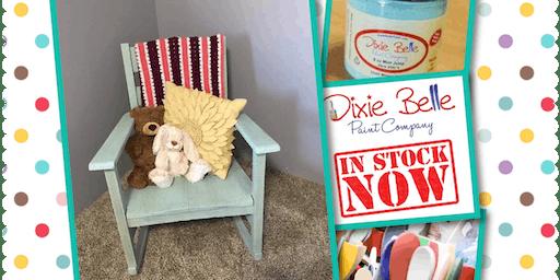 Paint Your Own Furniture Workshop-Dixie Belle
