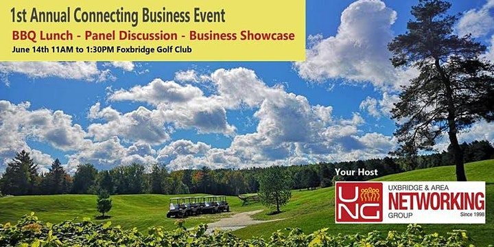 Uxbridge Business-to-Business Tour at Connecting Business Event image