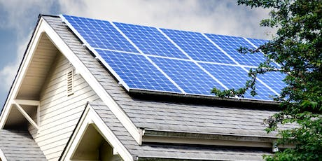 Solar and batteries information session tickets