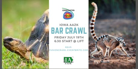 Iowa AAZK Bar Crawl tickets