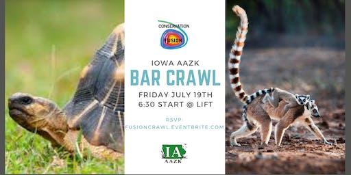 Iowa AAZK Bar Crawl