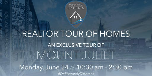 June Realtor Tour of Homes -  Music City Experts