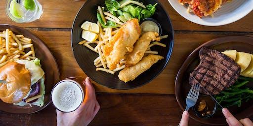 Ballarat Area Support Dinner