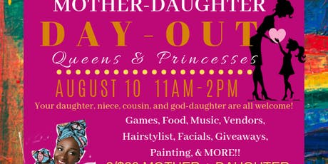 Mother-Daughter's Day Out tickets