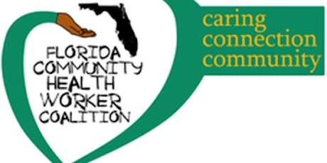 FL CHW Coalition - Northeast & North Central Regional Community Health Worker (CHW) Training | June 22, 209 10:00 AM tickets