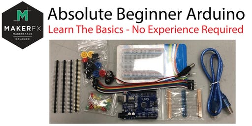 Absolute Beginner Arduino