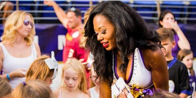 Dream Big FREE Cheer Camp hosted by Former NFL Cheerleader: Amanda R.