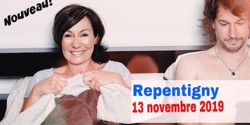 REPENTIGNY 13 NOV 2019 LE COUPLE - Josée Boudreault