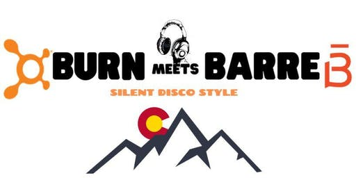 Burn Meets Barre- Silent Disco Workout