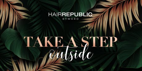 Take a step outside: Hair Republic Byward Grand Opening billets