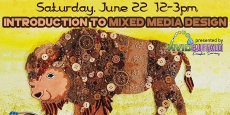Introduction To Mixed Media Design tickets