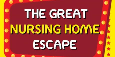 The Great Nursing Home Escape tickets