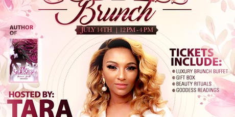 The Goddess Brunch  tickets