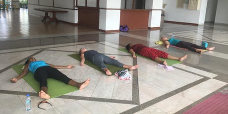 Join Private Yoga Group  tickets