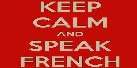 Partagez le français - NEWMARKET !! (FREE !) billets