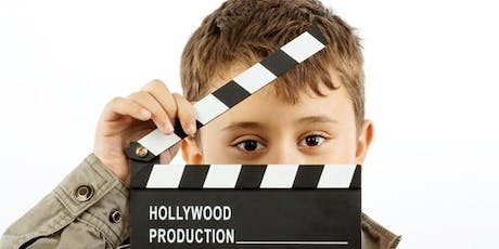On Camera Acting Class (Ages 7-16) tickets