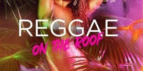Downtown Raleigh's Reggae on the Roof Party  tickets